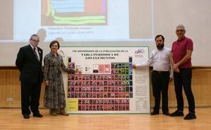 La tabla periódica del IES Rey García