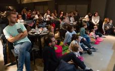 Teatro de niños y para niños en la Sala Negra