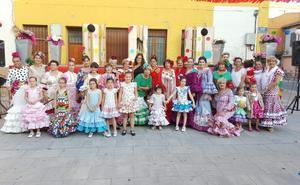 Sevillanas en la Plaza Gallarza de Rincón de Soto