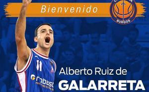 Galarreta jugará en LEB Plata con el Tizona