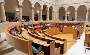 El Parlamento se constituye este jueves apurando la incertidumbre