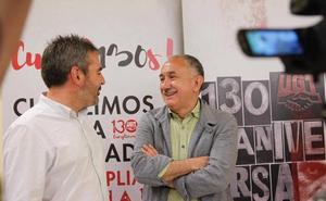 Pepe Álvarez: «La izquierda debe dejarse de exquisitices y poner las luces largas para formar gobiernos»