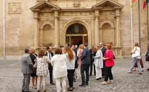 En directo: constitución del Parlamento de La Rioja