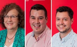 Tres socialistas en la Mesa de edad que dirigirá el primer trámite de la legislatura