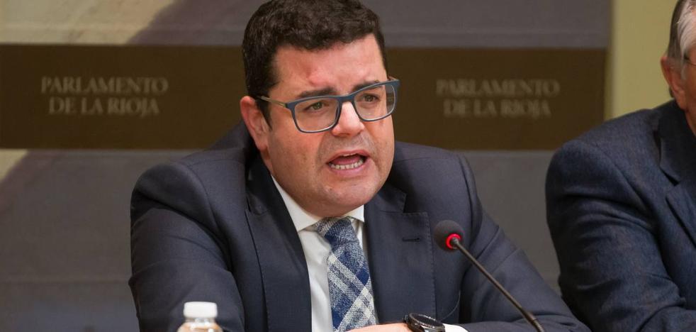 Domínguez: «Dejamos unas cuentas saneadas, solventes y preparadas para el futuro»