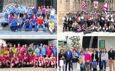Nuestra gente: excursiones, fiestas y aniversario