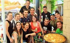 Villamediana celebra su concurso de paellas