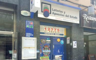Una parte del primer premio de la Lotería Nacional cae en Logroño