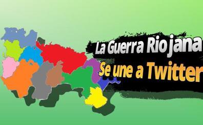 La Rioja se prepara para su Guerra Civil de Twitter