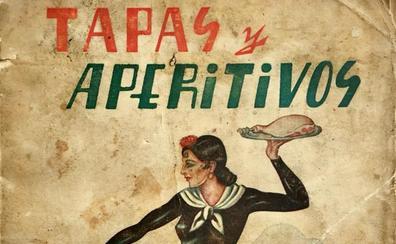 Tapas, aperitivos y picoteos de 1944