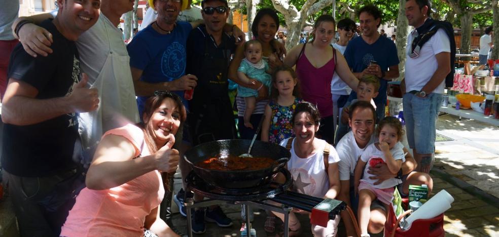 Los festejos se multiplican en Fuenmayor