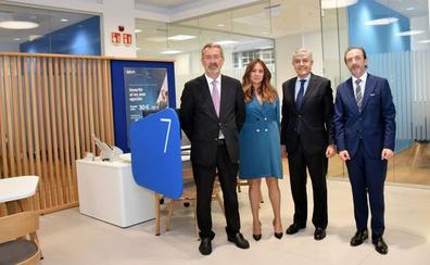 BBVA estrena en Miguel Villanueva uno de sus Centros de Banca de Clientes