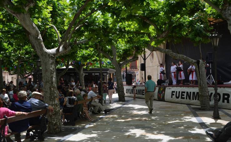 Lunes de fiestas de San Juan en Fuenmayor