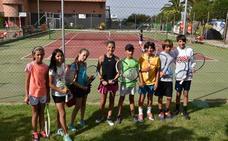 233 tenistas compiten en el 'Juventud' de Calahorra