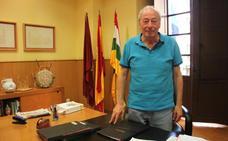 «Mi proyecto para Alfaro es trabajar por el empleo y atraer inversiones»