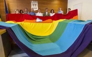 El Ayuntamiento de Logroño colgará la bandera arcoíris con motivo del Orgullo del 28 de junio al 6 de julio