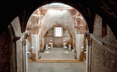 El monasterio de Vico contará con un ascensor para mejorar su accesibilidad