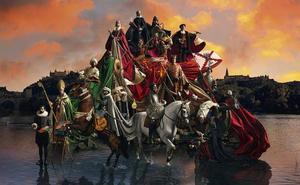 Toledo se reencuentra con la historia