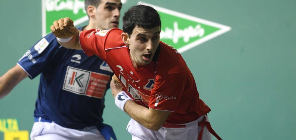 Ezkurdia y Altuna reeditan hoy su cuarta semifinal de San Fermín consecutiva