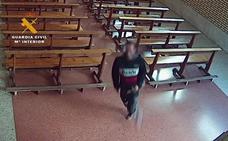 Detenido el presunto autor de cinco robos en iglesias, capillas y santuarios de Calahorra