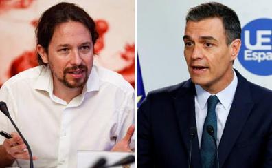 Sánchez e Iglesias se enrocan
