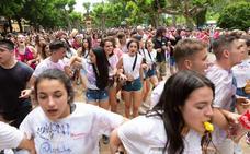 El Ayuntamiento de Nájera toma medidas contra el calor para las vueltas de San Pedro
