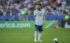 Brasil-Argentina en la Copa América doce años después