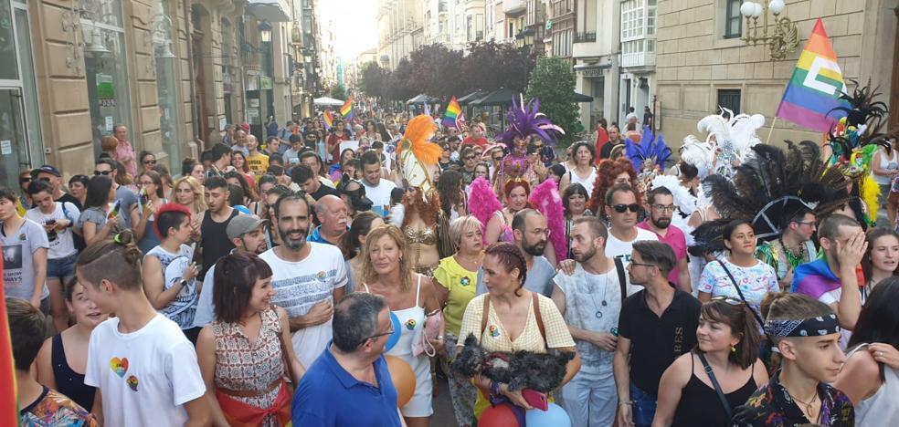 La revuelta arcoíris en La Rioja