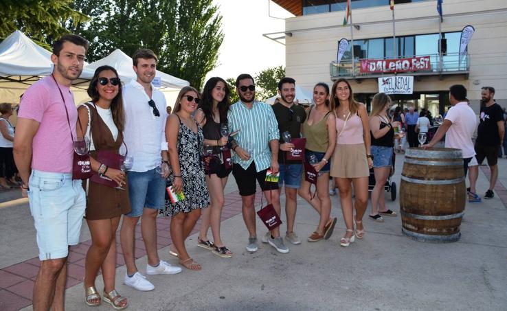 Jornada de vino y gastronomía en El Redal
