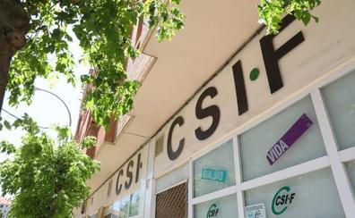 Tres exliberados denuncian al líder regional de la CSIF por «acoso laboral»