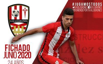 La UDL ficha al defensa Gorka Pérez procedente del Bilbao Athletic
