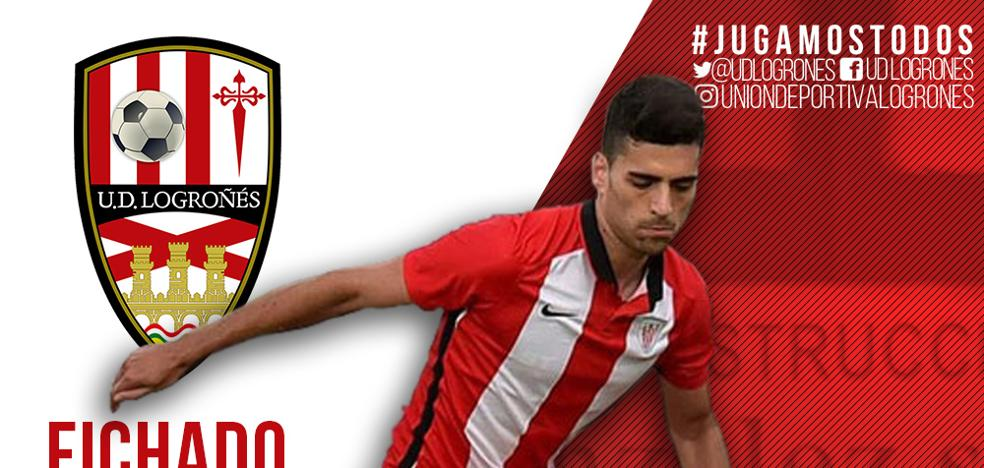 La UDL ficha al defensa Gorka Pérez procedente del Bilbao Athletic