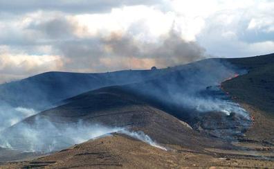 La Rioja adelanta la época de alto riesgo de incendios forestales