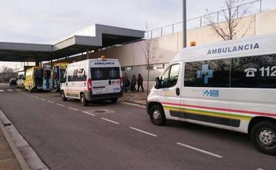 Una mujer da a luz en la ambulancia que la llevaba de Haro a Logroño