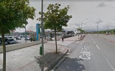 Herida una mujer tras sufrir un accidente en la calle Pradoviejo