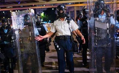 China exige «tolerancia cero» en Hong Kong