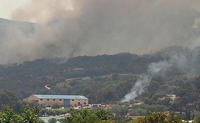 Controlado el fuego iniciado hace cuatro días en el suroeste de Madrid