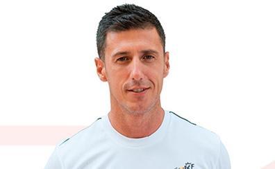 El árbitro del colegio riojano César Soto Grado se estrena en Primera