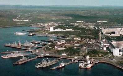 Un incendio en un submarino ruso acaba con la vida de 14 marineros