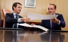 Coalición Canaria desmonta las cuentas de Casado para la investidura de Sánchez