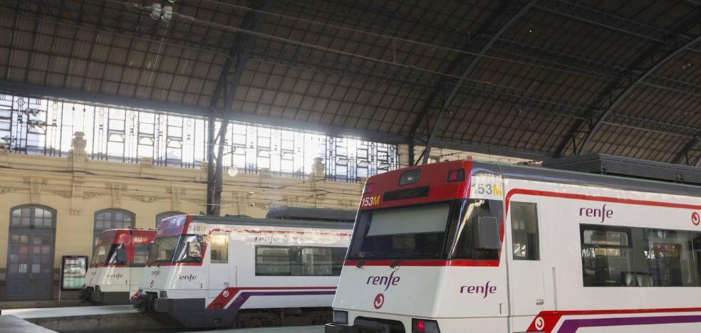 Competencia pide que se liberalicen «lo antes posible» los trenes de cercanías y media distancia
