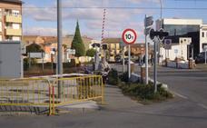 Adif licita las obras de supresión de cuatro pasos a nivel en la línea Castejón-Logroño
