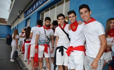 IU de Calahorra fletará el sábado un autobús para acudir al chupinazo de San Fermín