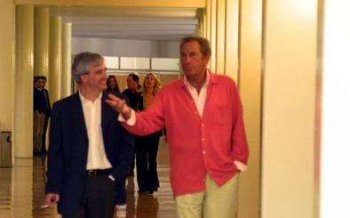Arturo Fernández: «En Logroño pasé los dos mejores años de mi vida»