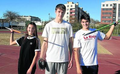 Atletismo: la nueva generación