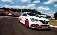 Megane R.S. Trophy-R, el coche más eficaz de Renault