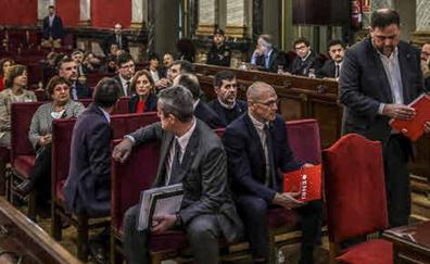 La juez del 1-O ordena registros en la Generalitat