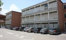 Alfaro continuará con la reforma exterior del antiguo colegio José Elorza