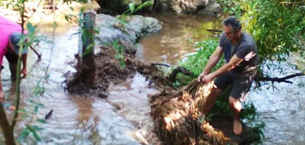 Los vecinos de Cárdenas unen fuerzas para recuperar su río