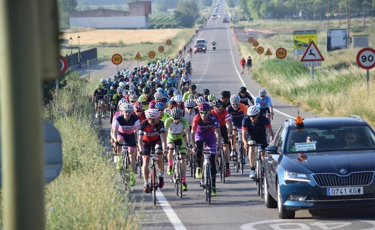La Tercera Cicloturista de La Rioja (II)